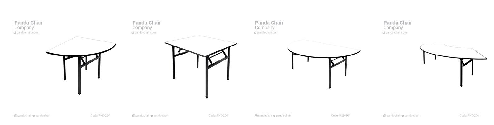میز-بنکوئیت-مبلمان-پاندا