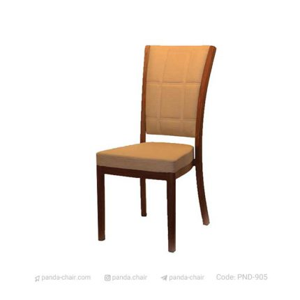 صندلی بنکوئیت آلومینیومی مخصوص هتل رستوران تالار - مبلمان پاندا