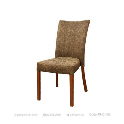صندلی VIP بنکوئیت فلزی مخصوص هتل رستوران کافی شاپ - مبلمان پاندا