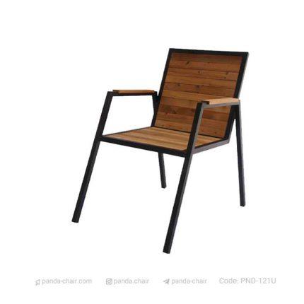 صندلی باغی مخصوص هتل رستوران کافی شاپ - مبلمان پاندا