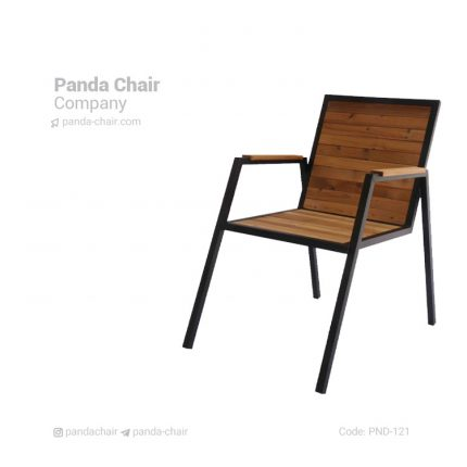 صندلی فضای باز و باغی ترمو وود - چوب ترمو حرارت دیده