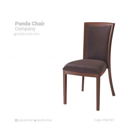 صندلی آلومینیومی بنکوئیت - صندلی هتلی رستورانی تالاری بنکوئیت آلومینیومی