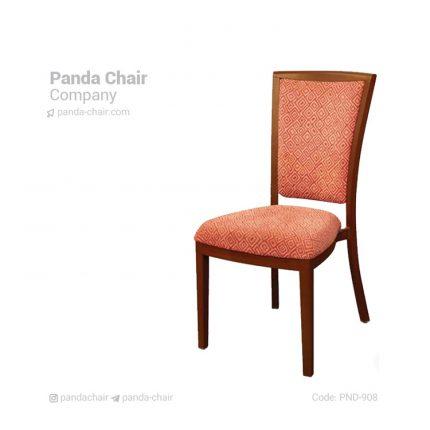 صندلی آلومینیومی - صندلی - صندلی تالاری پاندا - صندلی تالار پاندا - صندلی رستورانی پاندا - تولیدی پاندا - مبلمان پاندا