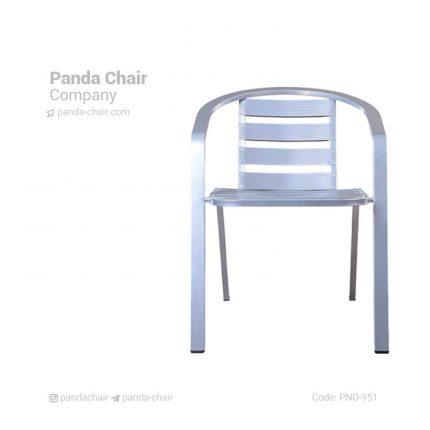 صندلی آلومینیومی - صندلی فضای باز - صندلی باغی - صندلی باغی و فضای باز - صندلی آلمینیومی