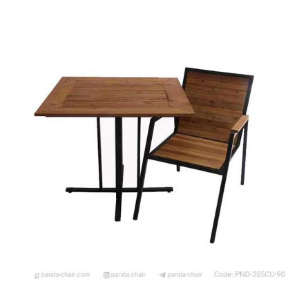 میز باغی مخصوص هتل رستوران کافی شاپ - مبلمان پاندا